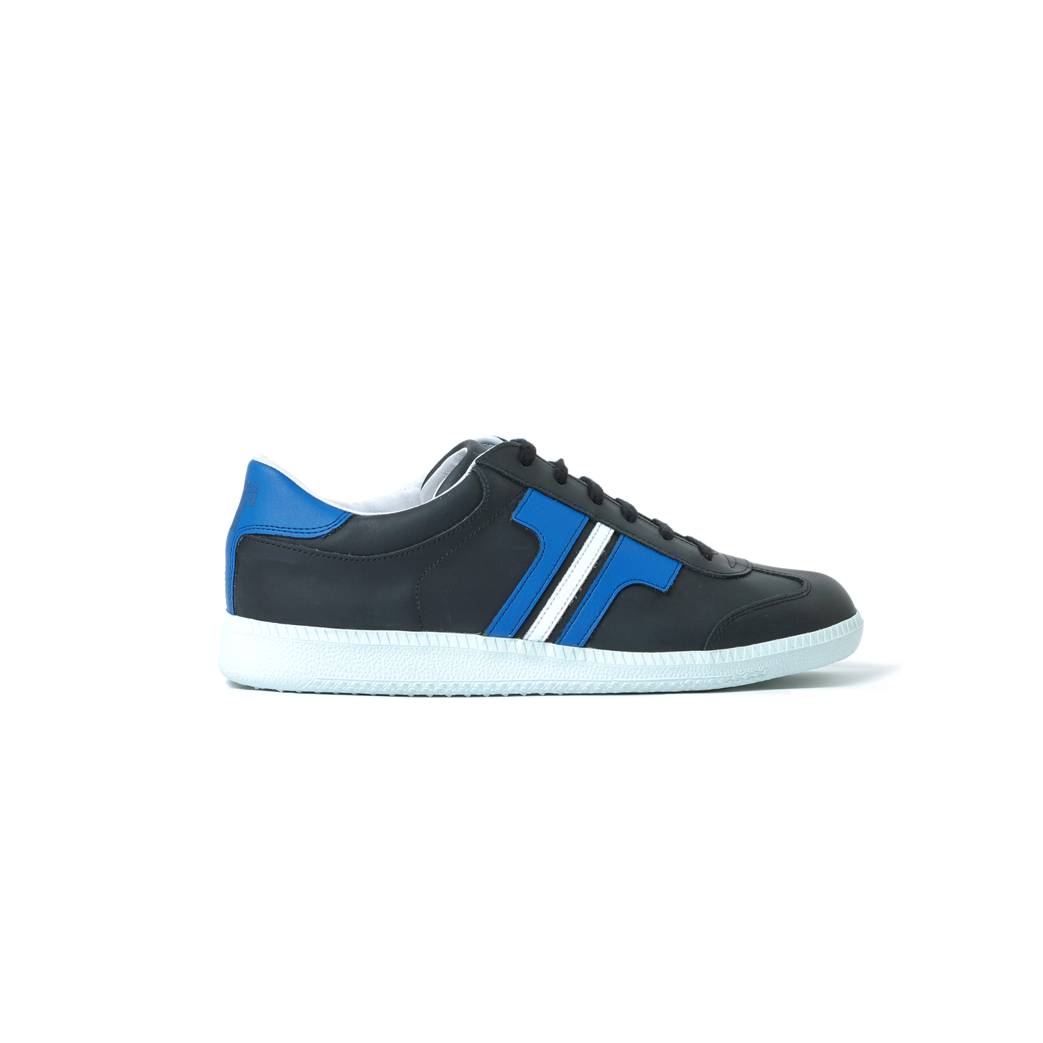 Tisza shoes - Compakt - Black-royal-white