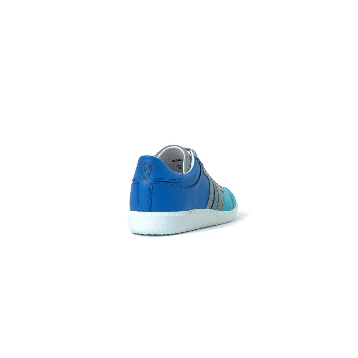 Tisza shoes - Compakt - Aqua-grey-royal