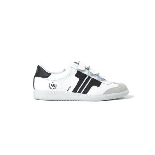 Tisza-shoes - Compakt delux - White-black