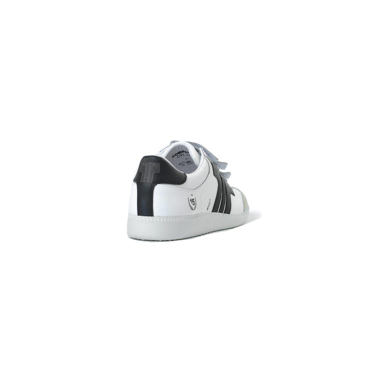 Tisza-shoes - Compakt delux - White-black