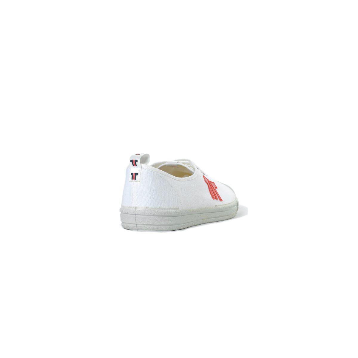 Tisza shoes - Camping - White