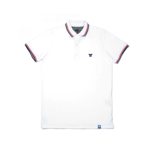 Tisza shoes - Tennis shirt - White-classic