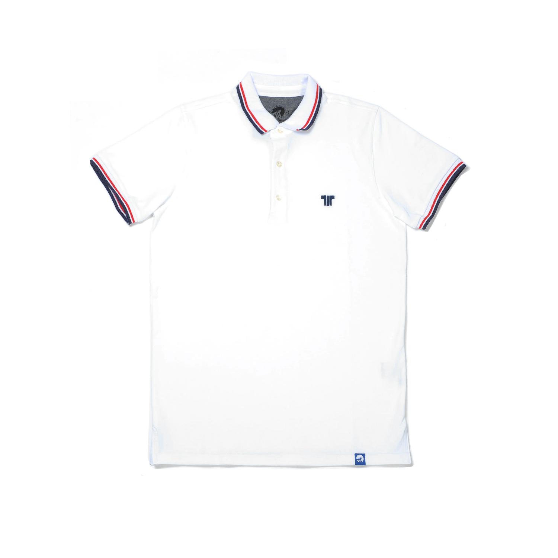 White-classic — Tennis shirts — Tisza Shoes® c23f0dbbd9