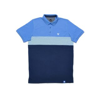 Tisza shoes - Tennis shirt - Fjord-navy