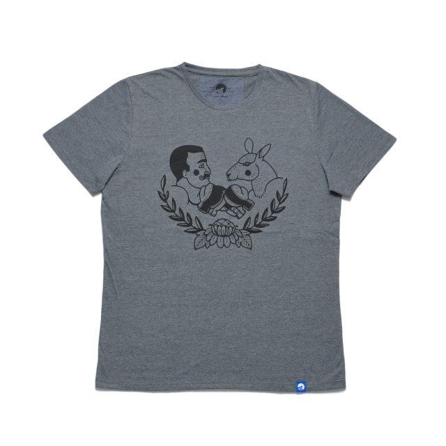 Tisza shoes - T-shirt - Boxer