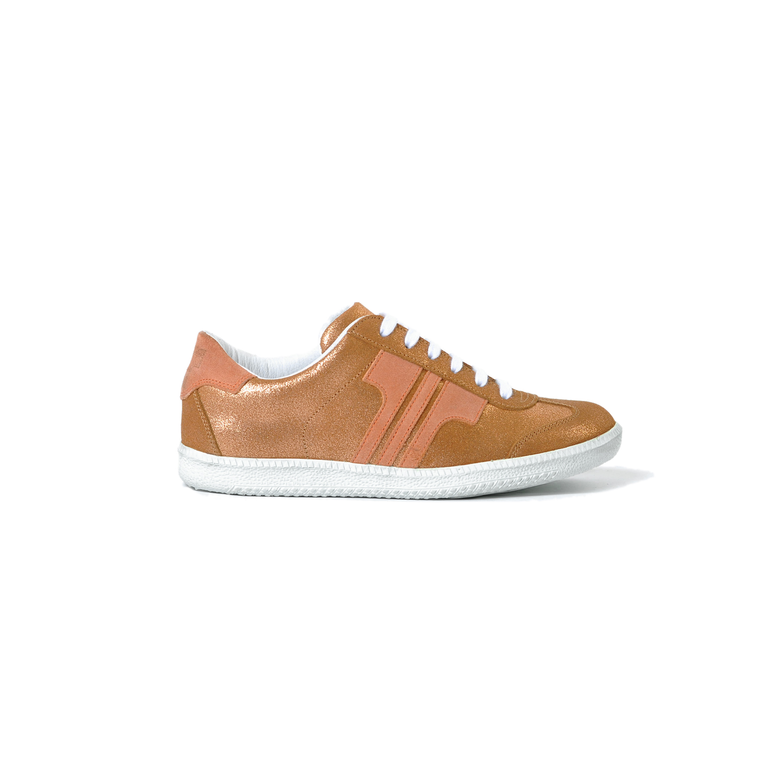 Tisza shoes - Comfort - Rose gold-nude