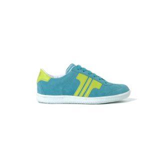 Tisza shoes - Comfort - Aqua-anise