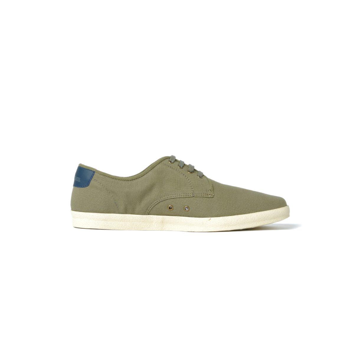 Tisza shoes - City - Olive-navy