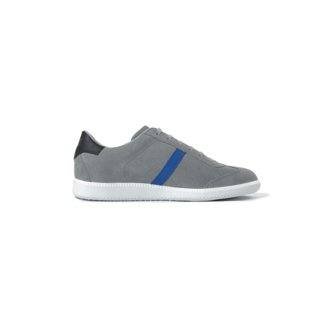 Tisza shoes - Comfort - Grey-black-royal