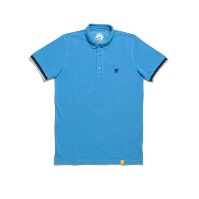 Tisza shoes - Tennis shirt - Turquoise