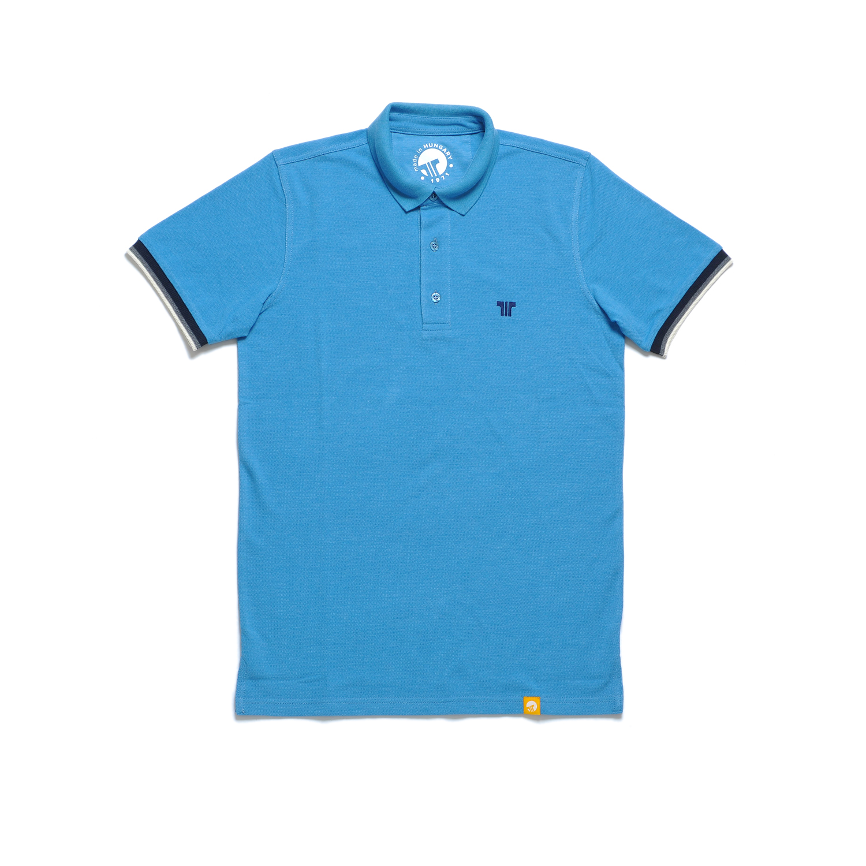 Tisza shoes - Tennis shirt - Turquoise