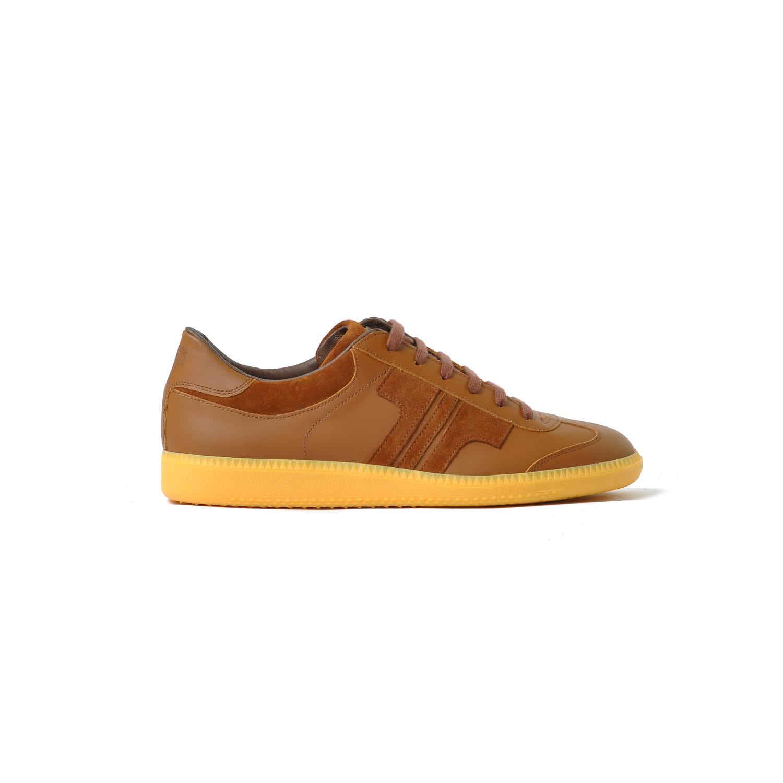 Tisza shoes - Compakt - Bronze-rust