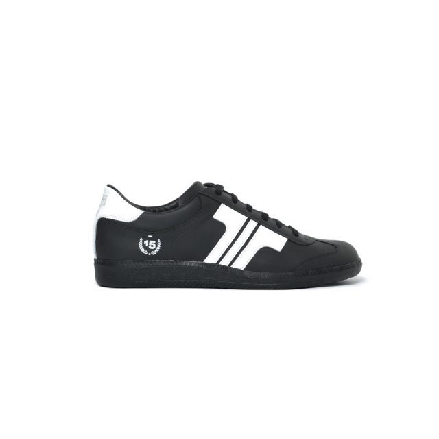 Tisza shoes - Compakt - Black-white