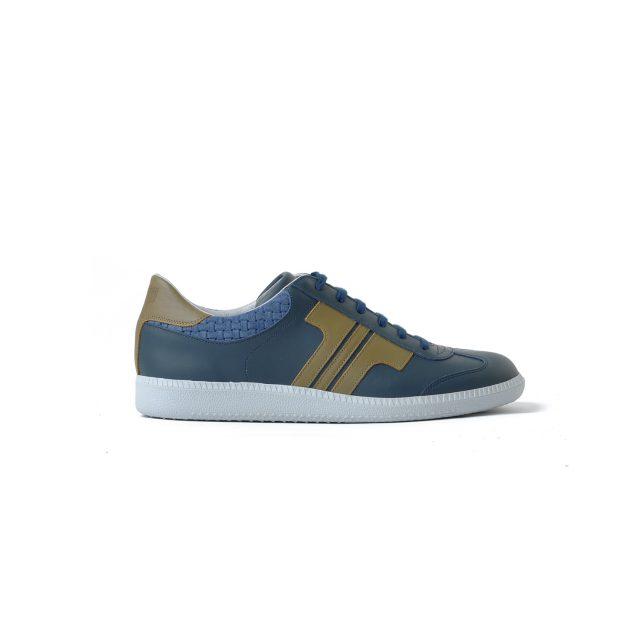 Tisza shoes - Compakt - Navy-khaki
