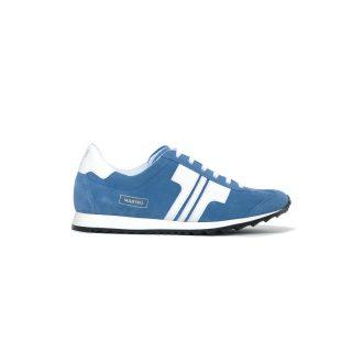 Tisza cipő - Martfű - Azúr-fehér