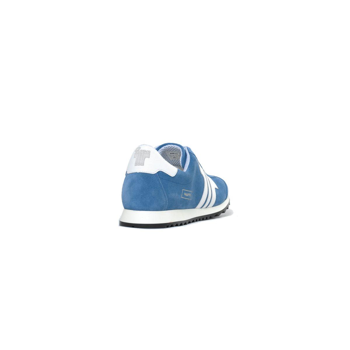 Tisza shoes - Martfű - Azure-white