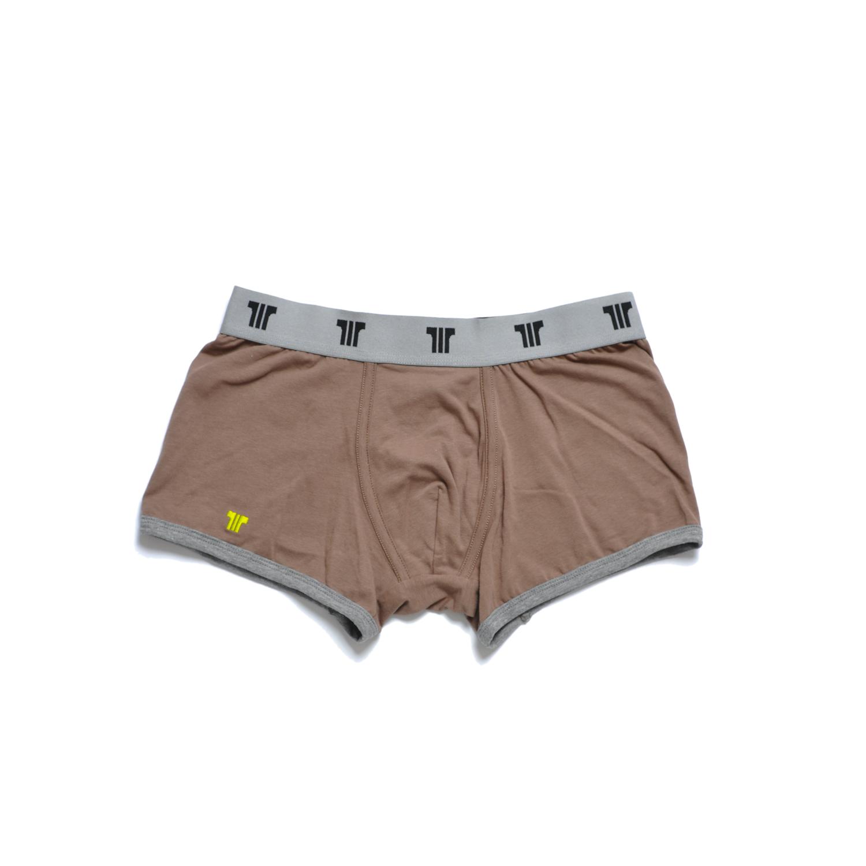 Tisza shoes - Underwear - Brown-grey