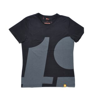 Tisza shoes - T-shirt - Black-tipo