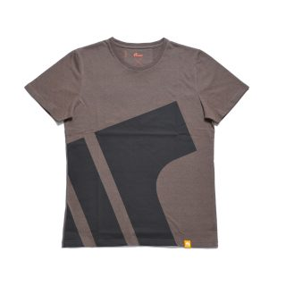 Tisza shoes - T-shirt - Brown-T