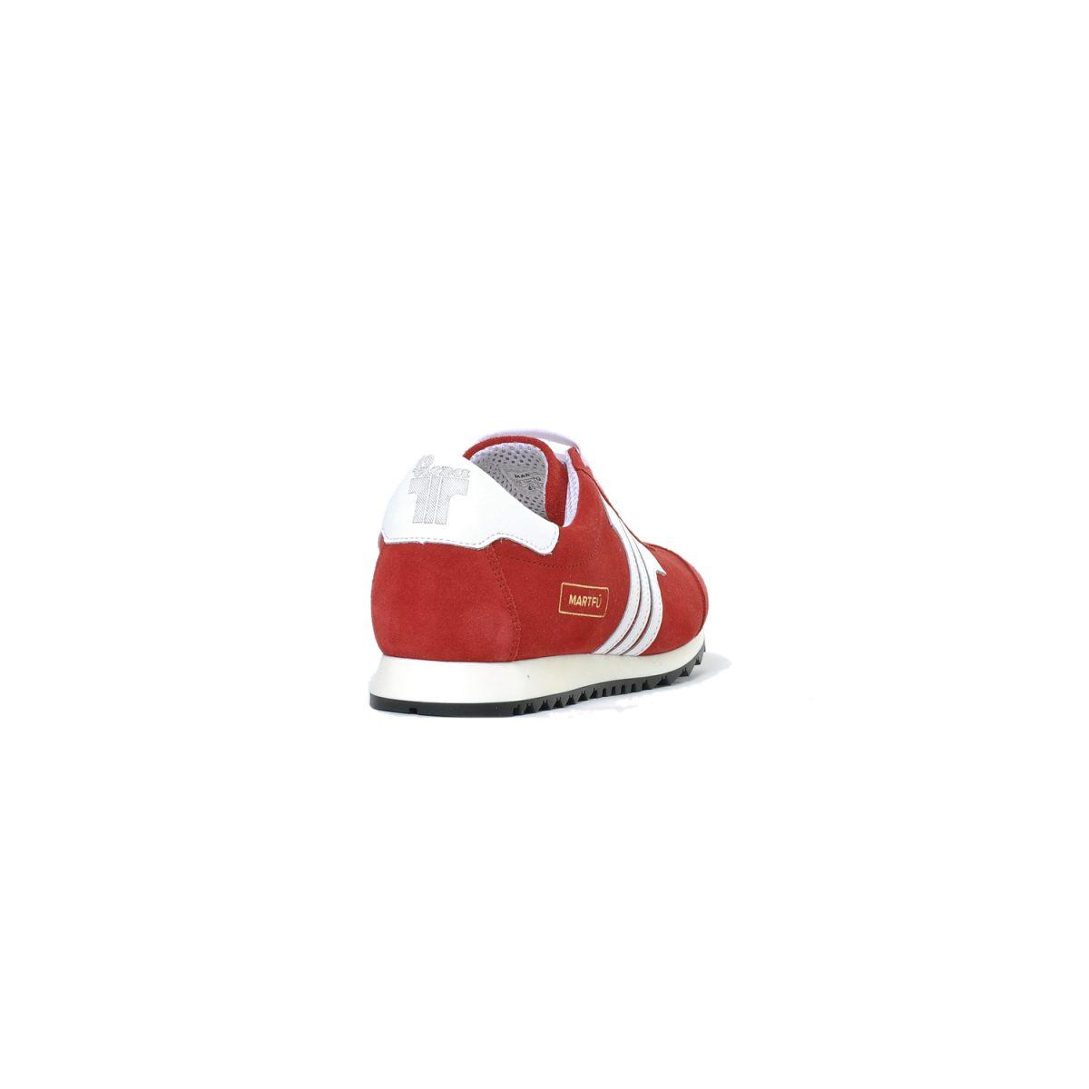 Tisza shoes - Martfű - Cherry-white
