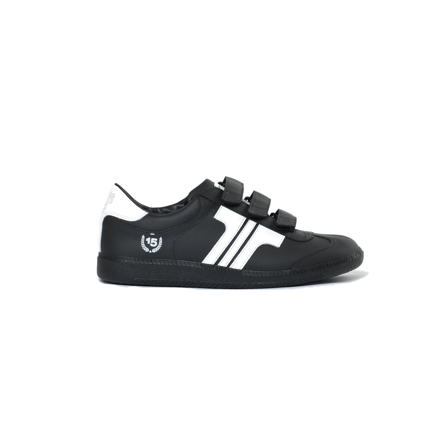 Tisza shoes - Compakt Delux - Black-white anniversary