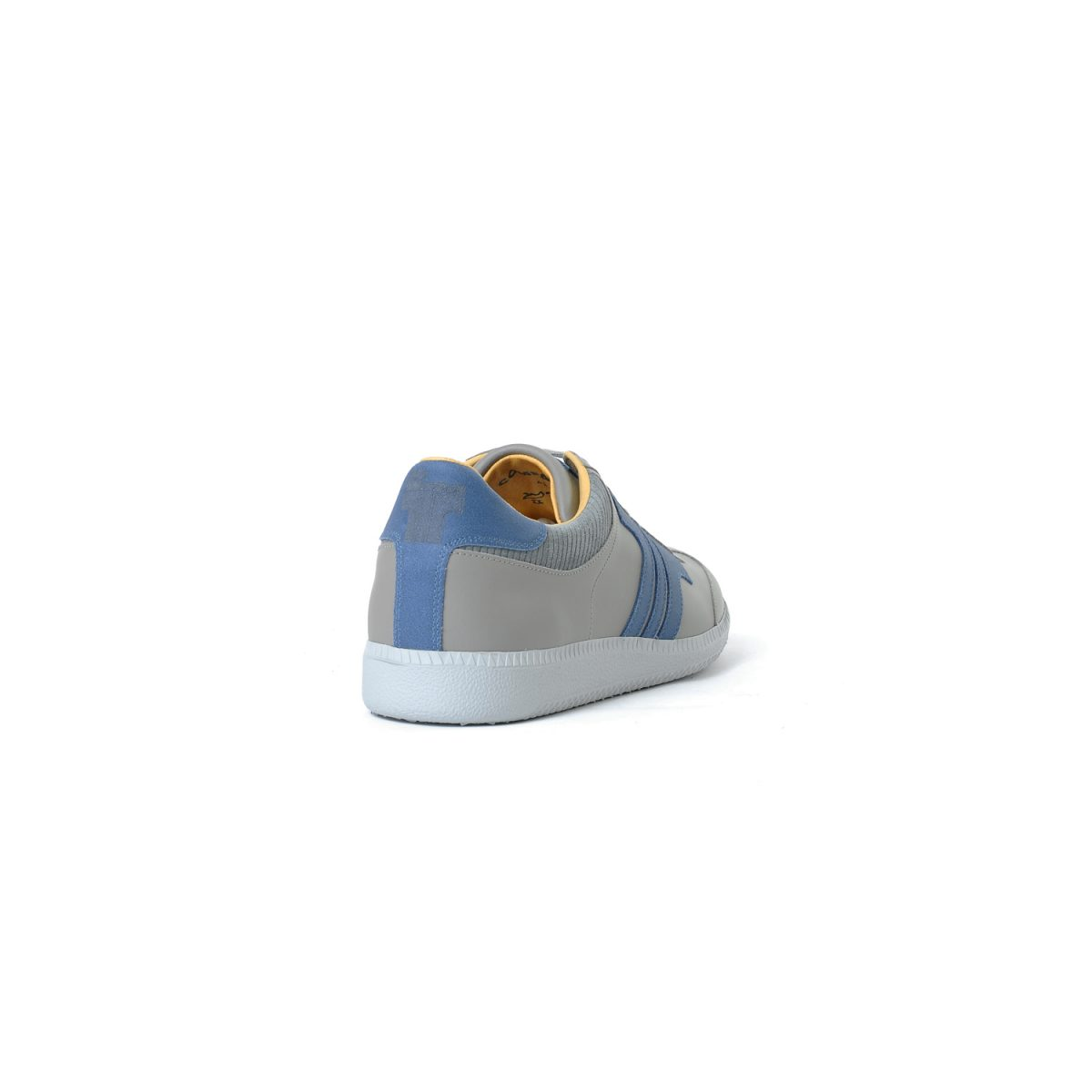 Tisza shoes - Compakt - Grey-blue-cord