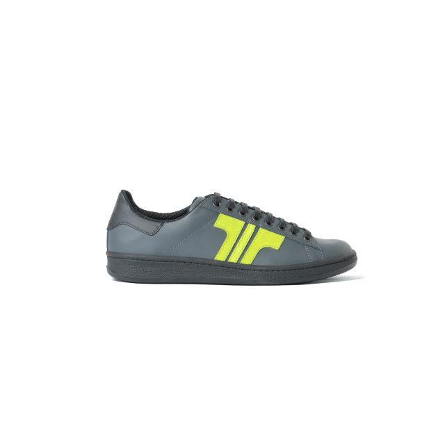 Tisza shoes - Tradíció'80 - Shadow-anise-black