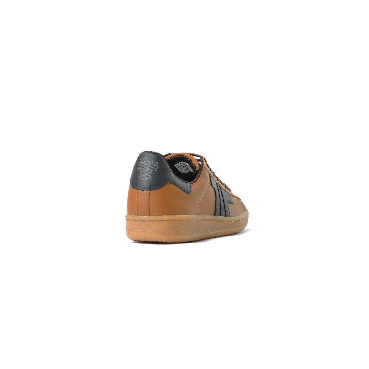 Tisza cipő - Tradíció'80 - Bronzbrown-black