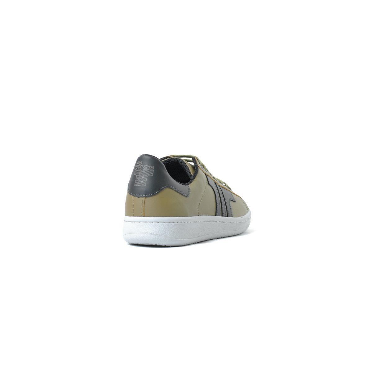 Tisza cipő - Tradíció'80 - Khaki-black