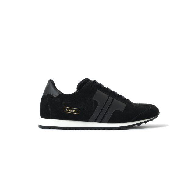 Tisza shoes - Martfű - Black padded