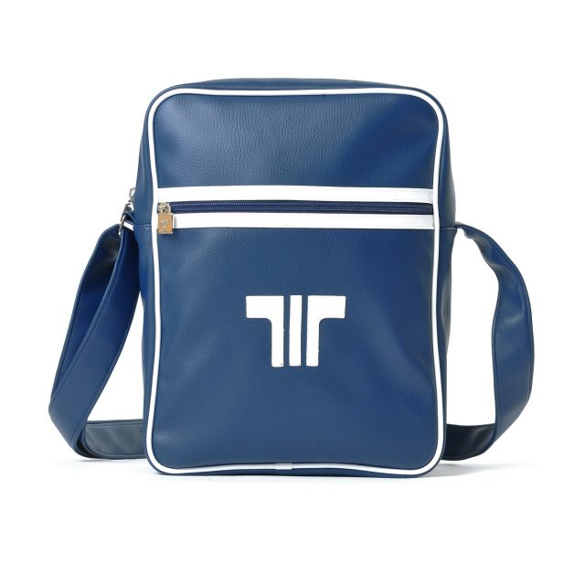 Tisza shoes - Bag - Blue-white