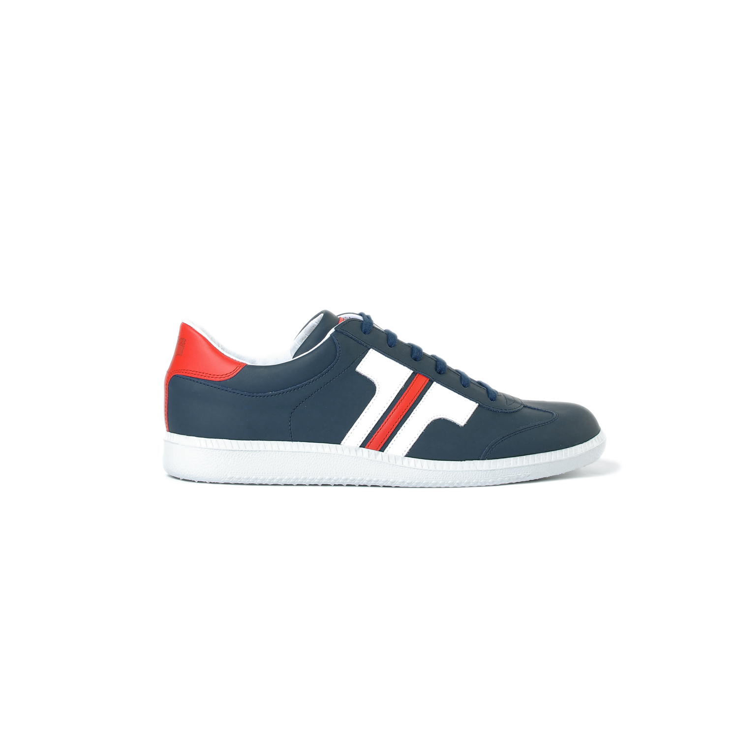 Tisza shoes - Compakt - Navy-white-red