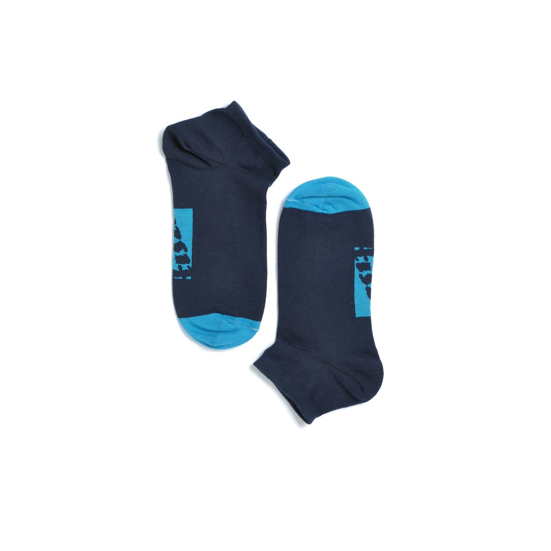 Tisza cipő - Socks - Navy-lightblue