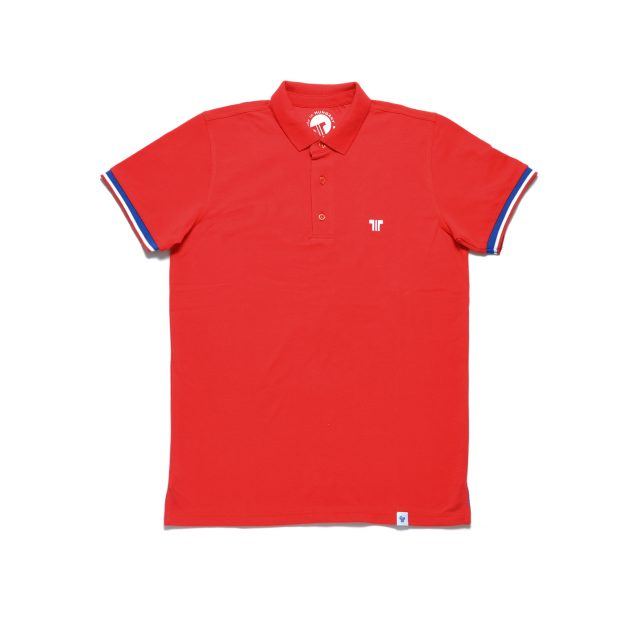 Tisza shoes - Tennis shirt - Pepper