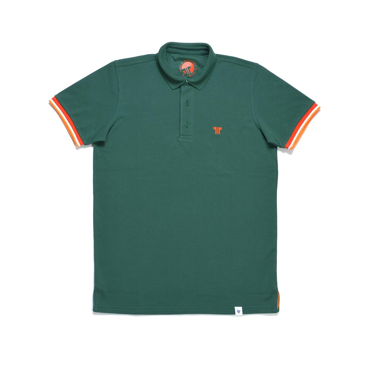 Tisza shoes - Tennis shirt - Racing