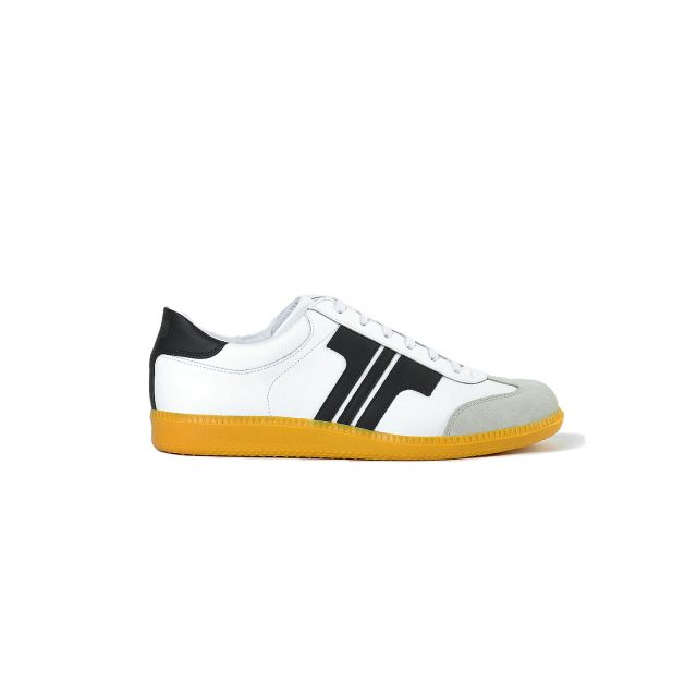 Tisza shoes - Compakt - White-black