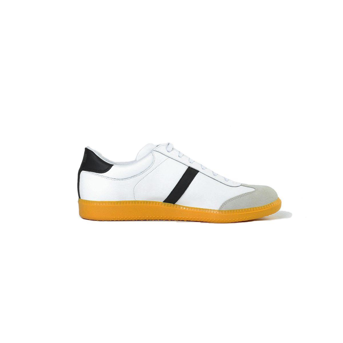 Tisza shoes - Compakt - White-black