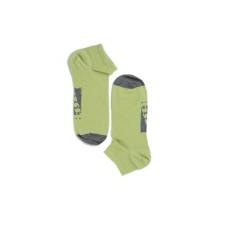 Tisza shoes - Socks - Green-grey