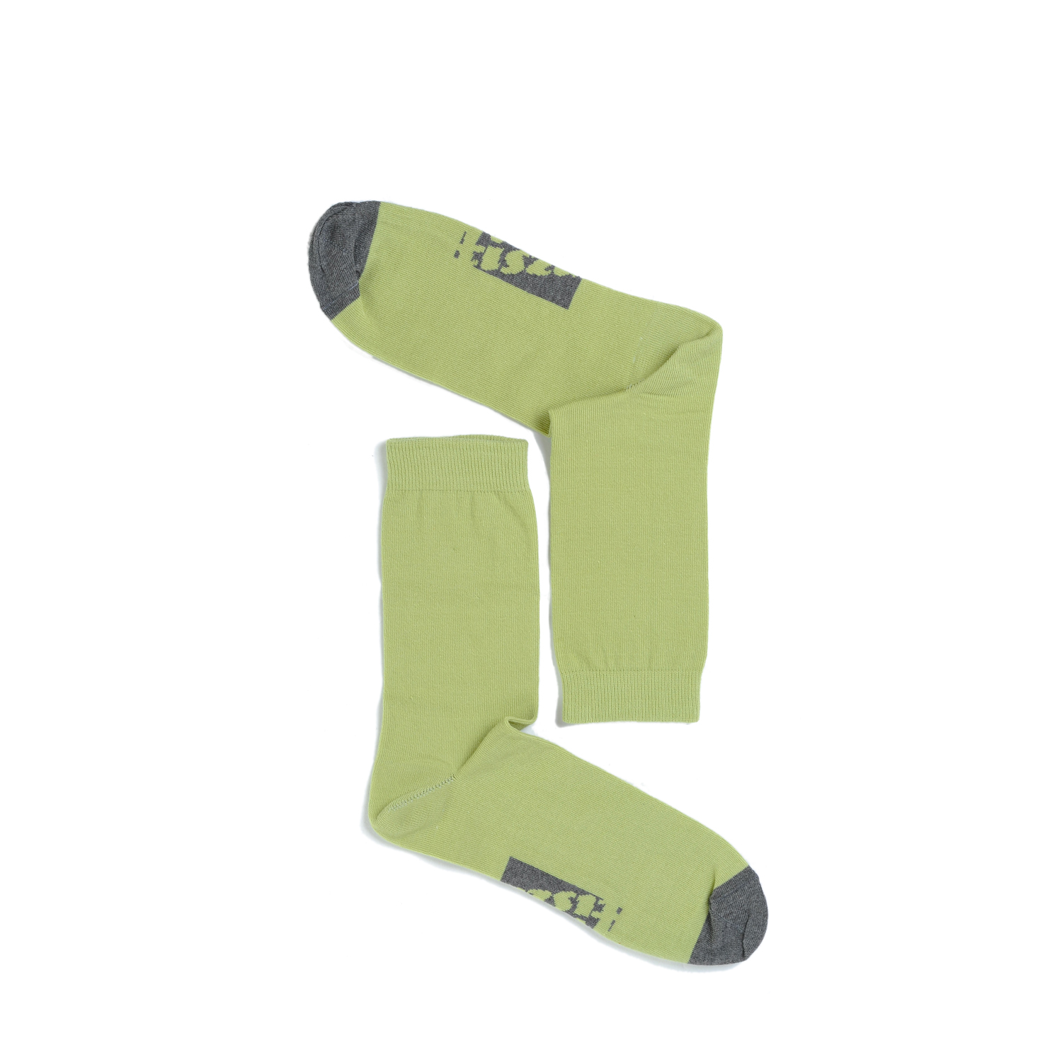 Tisza shoes - Socks - Sport Green-grey