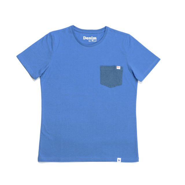 Tisza shoes - T-shirt - Denim