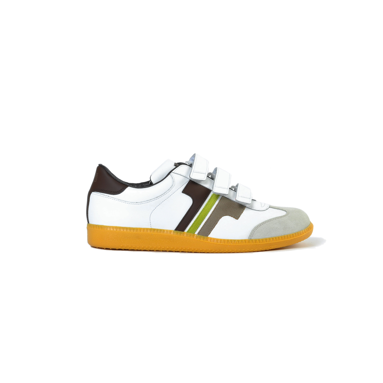 Tisza shoes - Compakt delux - White-garden