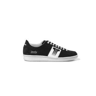Tisza cipő - Derby - Black