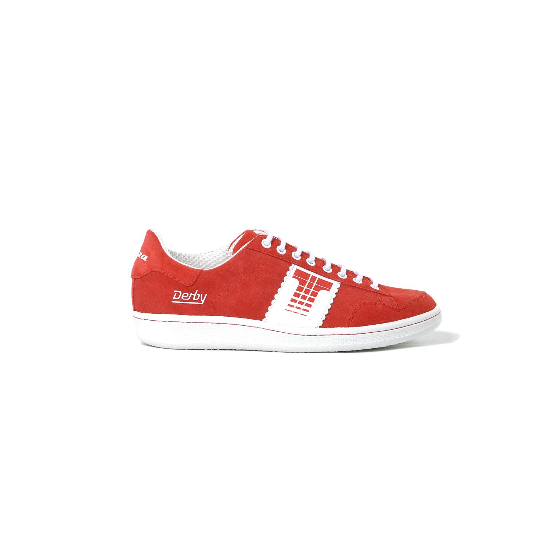 Tisza shoes - Derby - Cherry