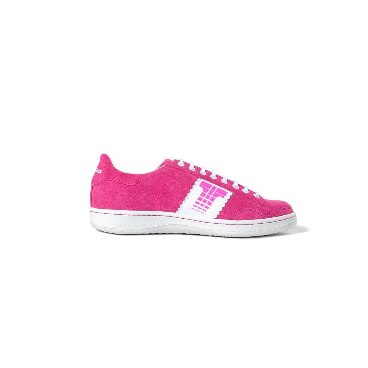 Tisza shoes - Derby - Magenta