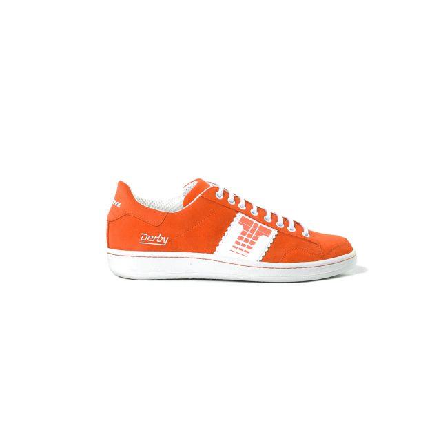 Tisza cipő - Derby - Salmon