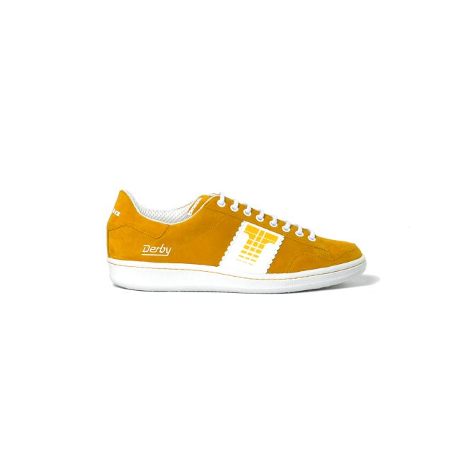 Tisza shoes - Derby - Yellow