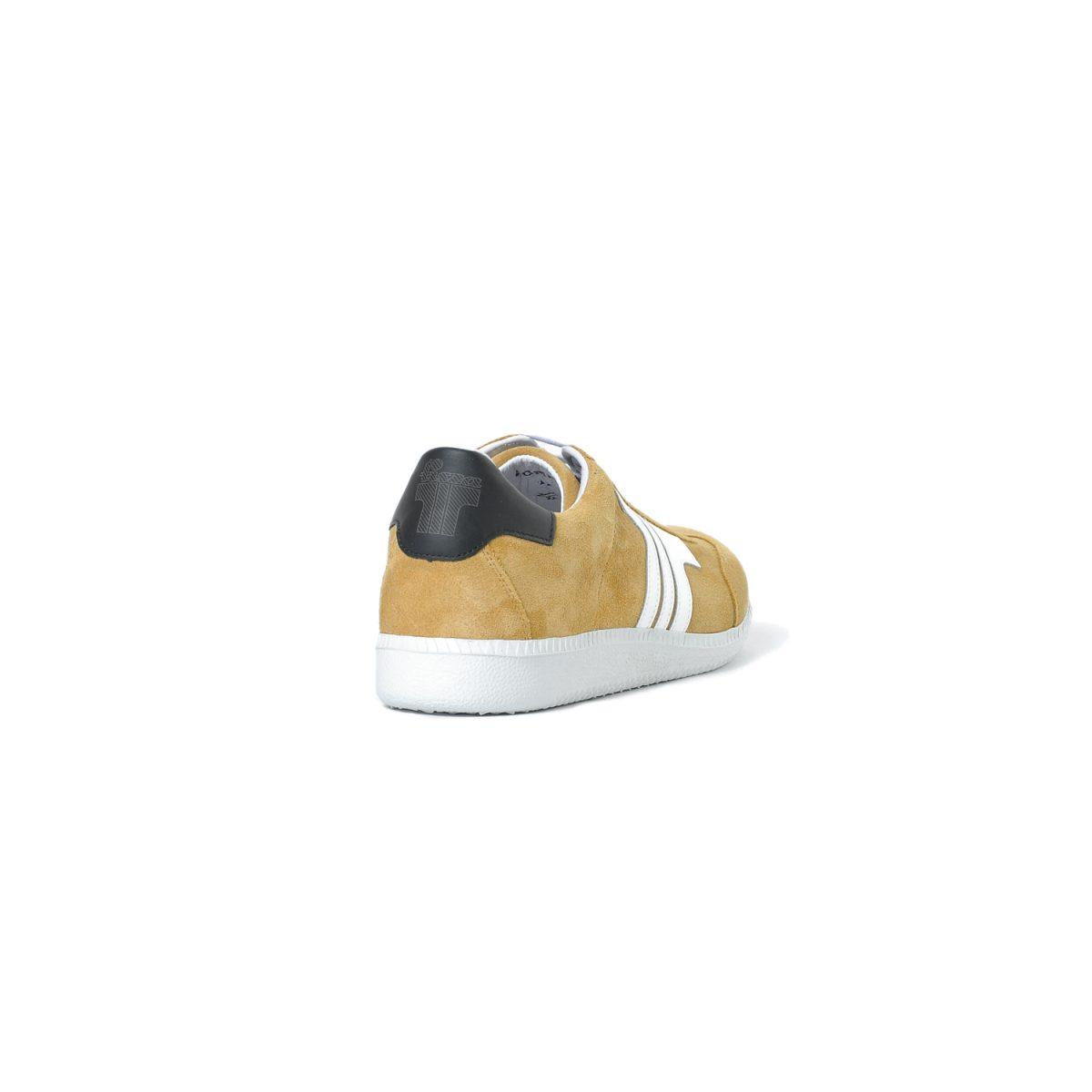 Tisza shoes - Comfort - Sand-white-black
