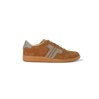 Tisza shoes - Comfort - Rust-earth