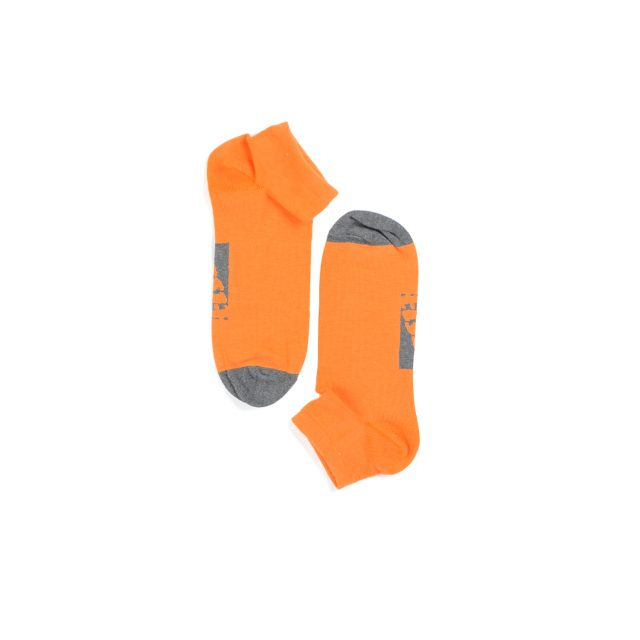 Tisza shoes - Socks - Orange-grey
