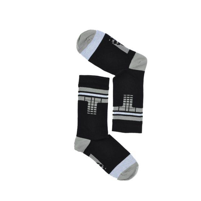 Derby Black-grey-white